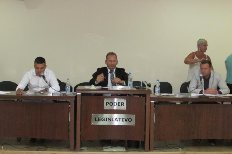 Vereadores elegem as Comissões